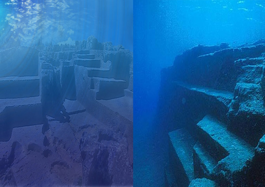 10 facts about the yonaguni monument for Facts about the monument