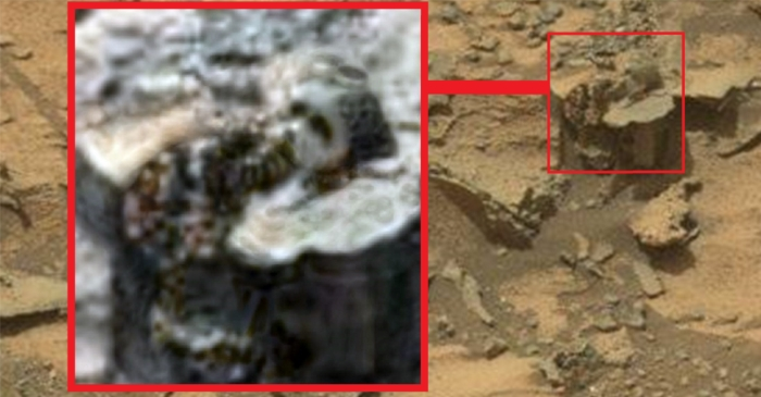 You Won't Believe Everything UFOHunters Found On Mars Optimized-MArs-mysterious-statue