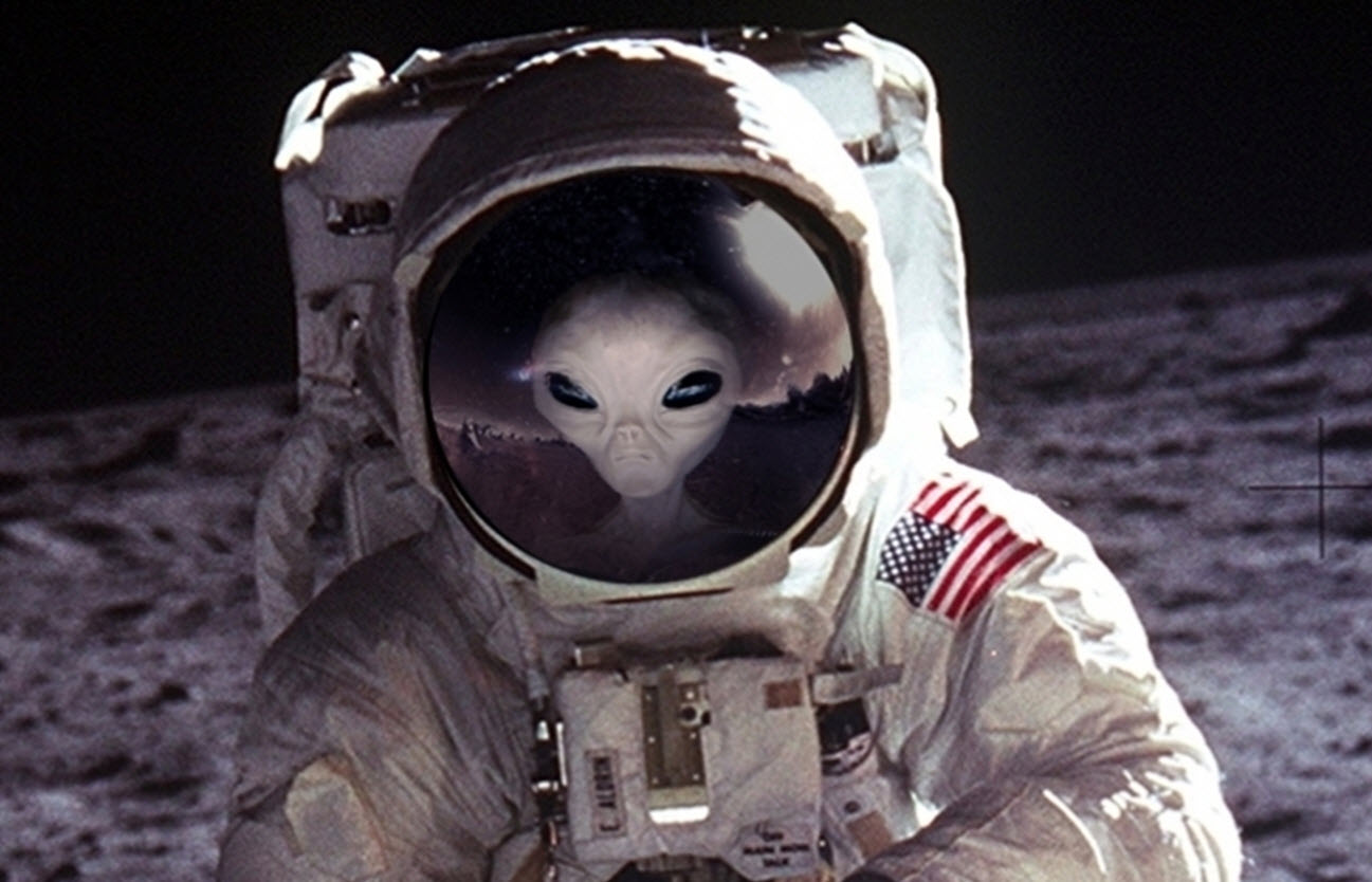 ancient aliens moon landing - photo #33