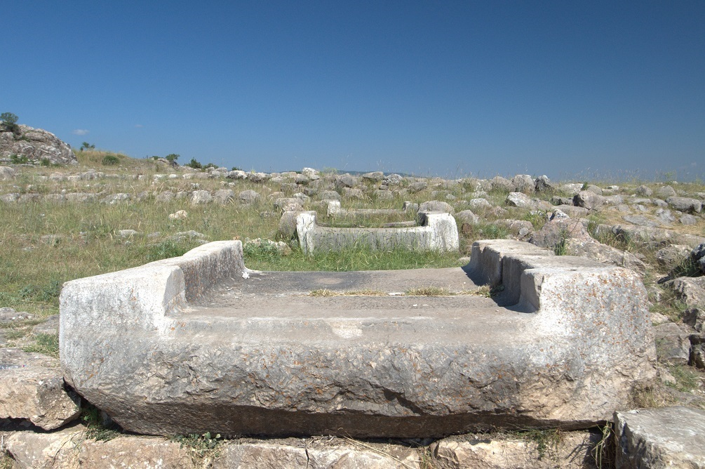 The Ancient City Of Hattusa; Home To The Mysterious Green Rock Ruins-of-the-Great-Temple