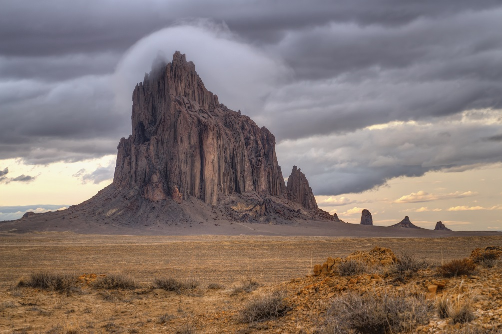 The Mysteries And Legends Of Shiprock, The Sacred Peak Of The Navajo People Shiprock-2