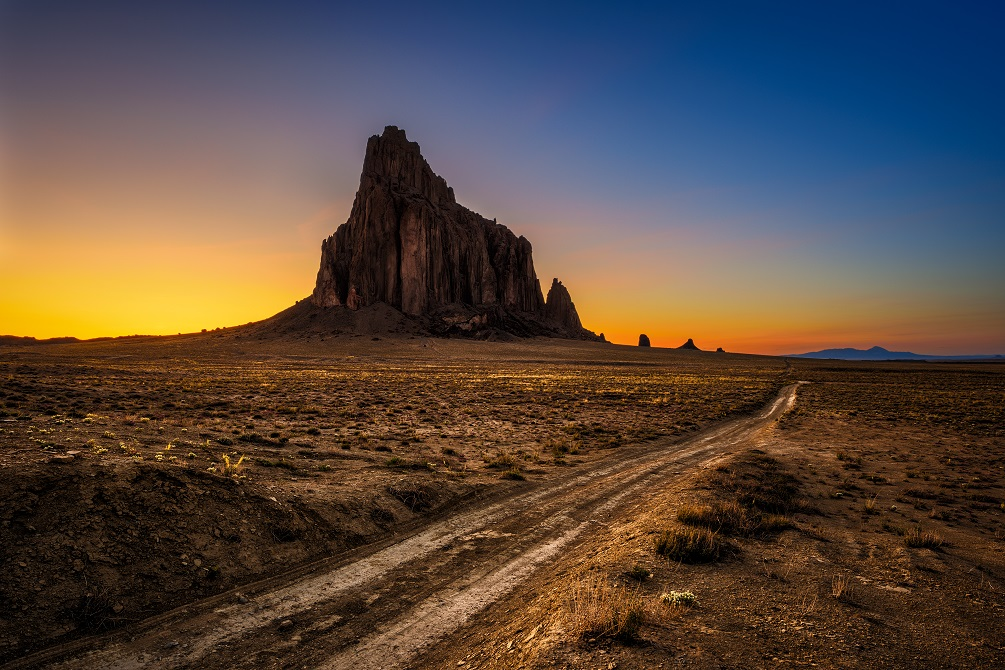 The Mysteries And Legends Of Shiprock, The Sacred Peak Of The Navajo People Shiprock-mountain
