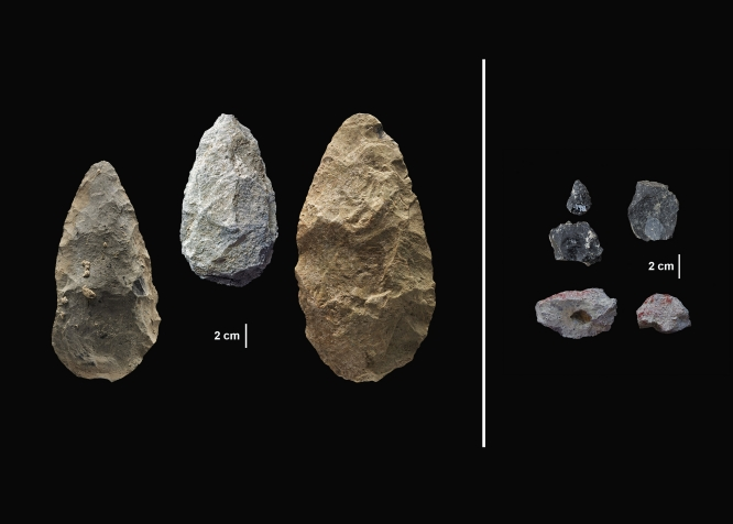 Researchers Find 'Advanced' 320,000-Year-Old Human Tools In Kenya
