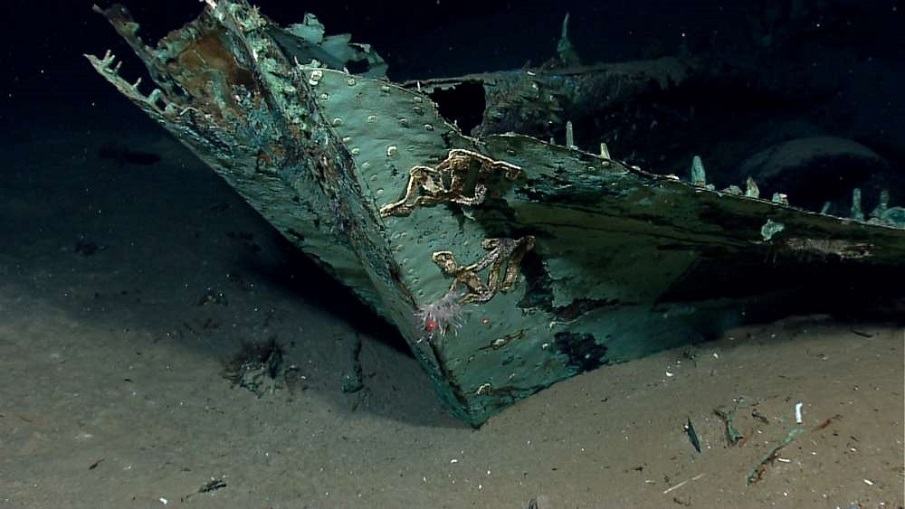 Underwater Drones Are Exploring Shipwrecks Below The Gulf Of Mexico—And What They've Found Is Incredible Privateer-shipwreck